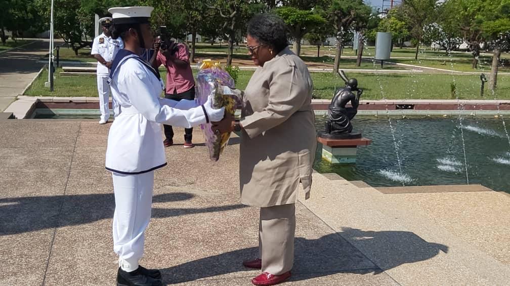 Barbados PM Nkrumah10