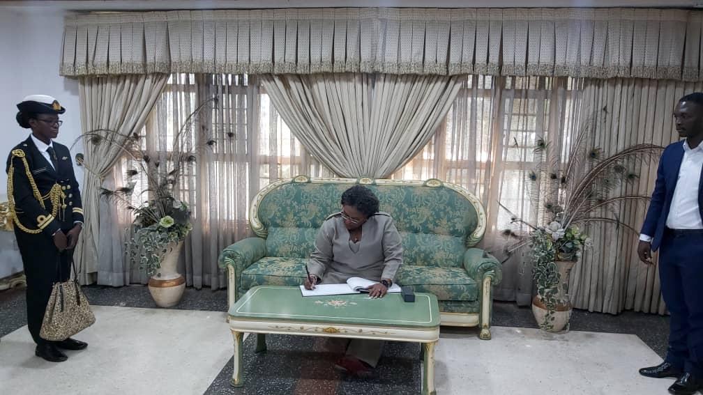Barbados PM Nkrumah2