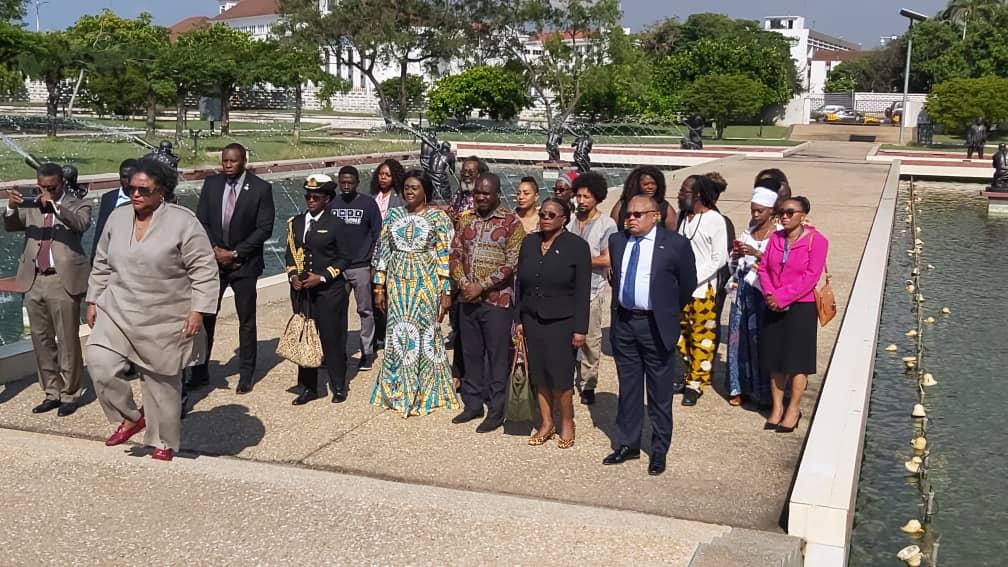 Barbados PM Nkrumah8