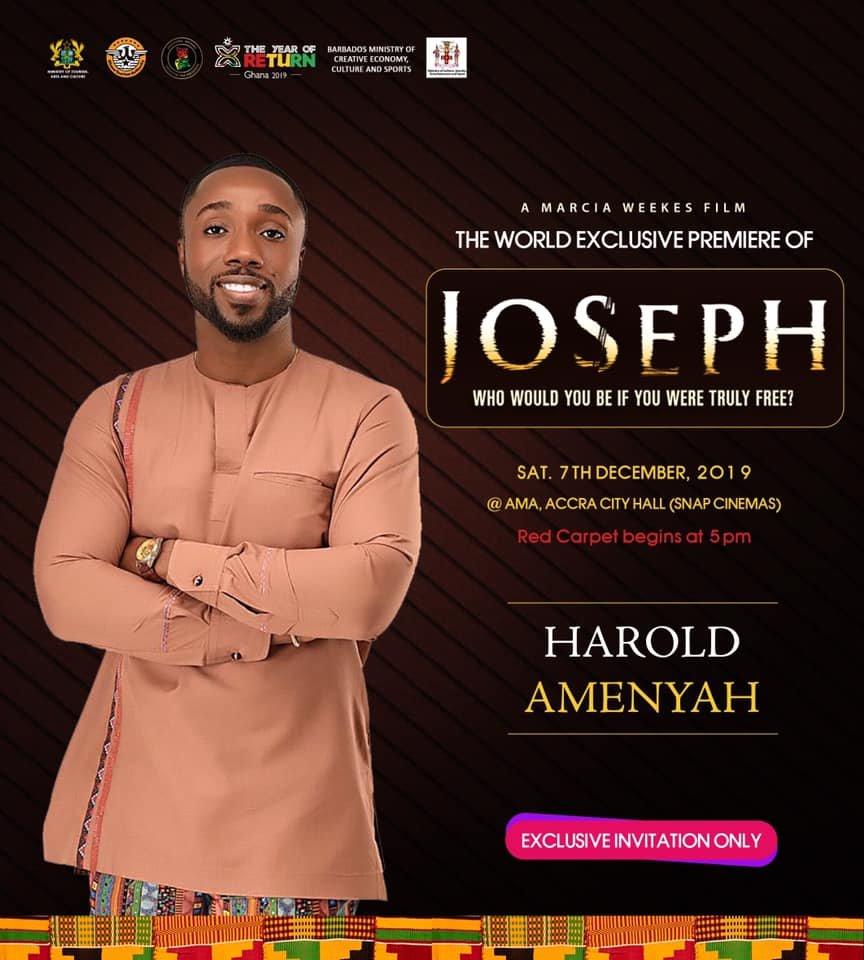 Joseph - Harold