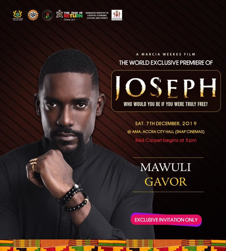 Joseph - Mawuli