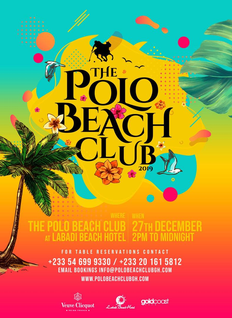 Polo Beach Club Event