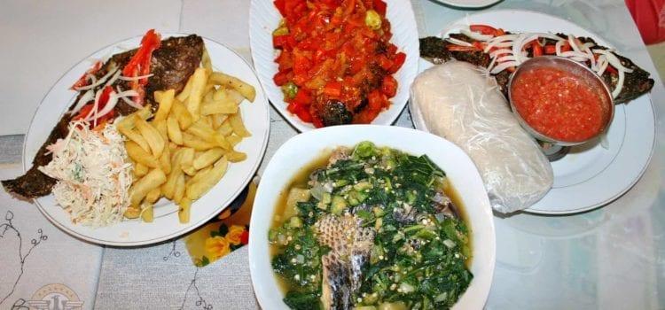Eat Ghana