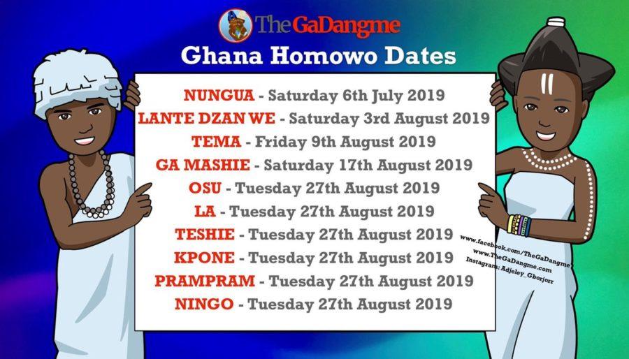 Homowo Festival - Visit Ghana