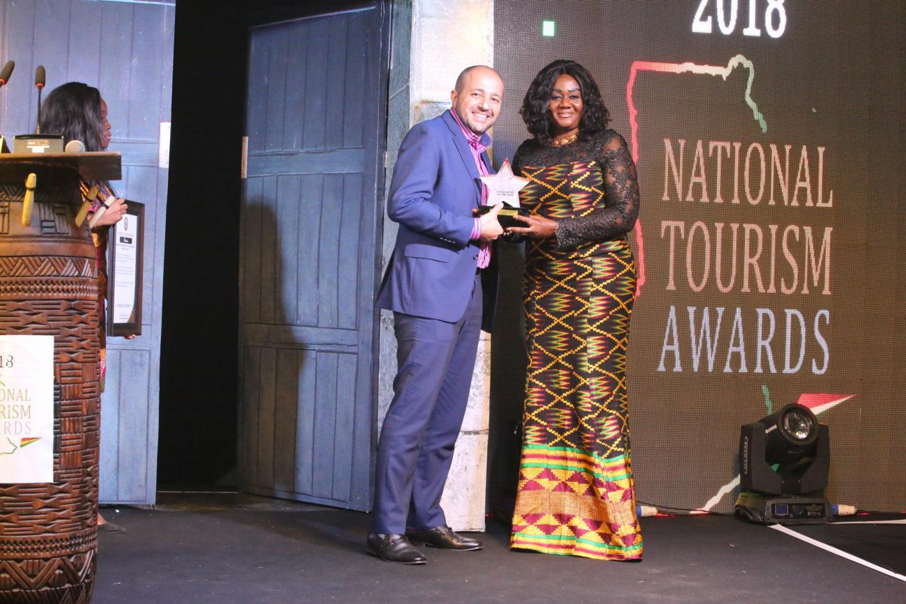 Ghana National Tourism Industry Awards 2018 held - Visit Ghana