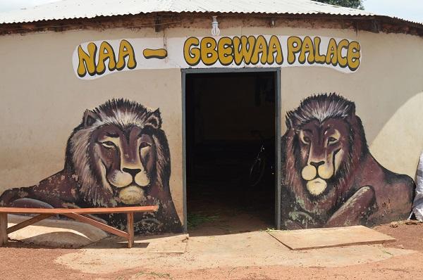 Naa-gbewaa-palace