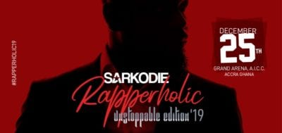 Sarkodie-Rapperholic