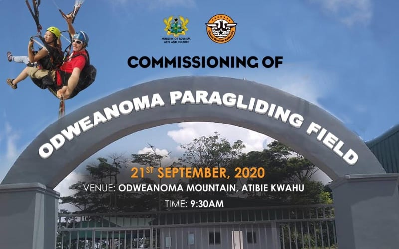 Commissioning-of-paragliding-field